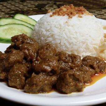 SLOW COOKED BEEF INDONESIAN WAY (INDONESIA)