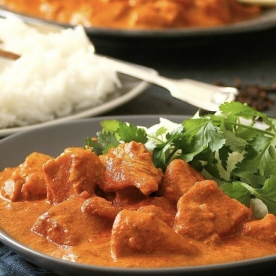 CHICKEN TIKKA MASALA (INDIA)