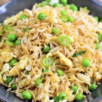CHINESE EGG FRIED RICE 600 GR
