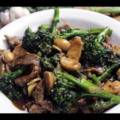 MONGOLIAN BEEF (ONLY FOR HOME DELIVERY)