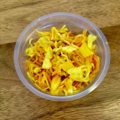 INDONESIAN COLESLAW 100 GR