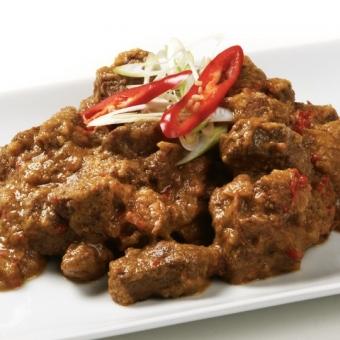 DAGING RENDANG (INDONESIAN BEEF)