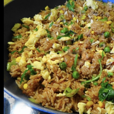 Stir-Fried Rice 600 gr.